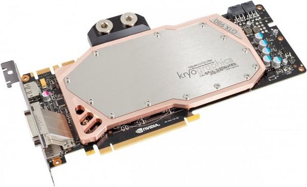 Aqua Computer GeForce GTX 980