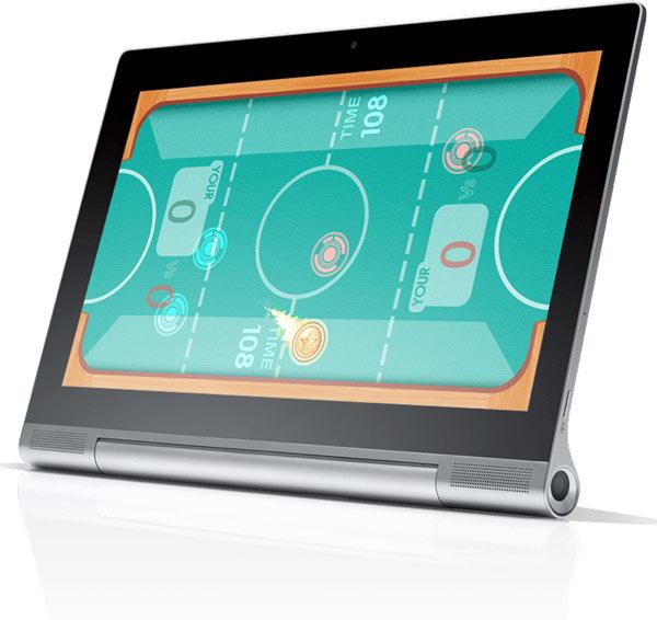 Планшет Lenovo Yoga Tablet 2 Pro может работать автономно до 15 часов