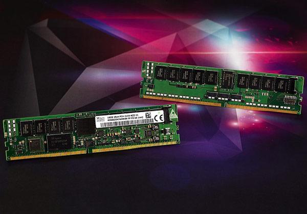 � ������� ������ SK Hynix NVDIMM ������������ ������ DDR4, ������������� �� ���������� 20-������������� ������