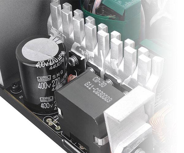 Блоки питания Thermaltake TR2 Bronze соответствуют спецификации ATX 12V 2.3