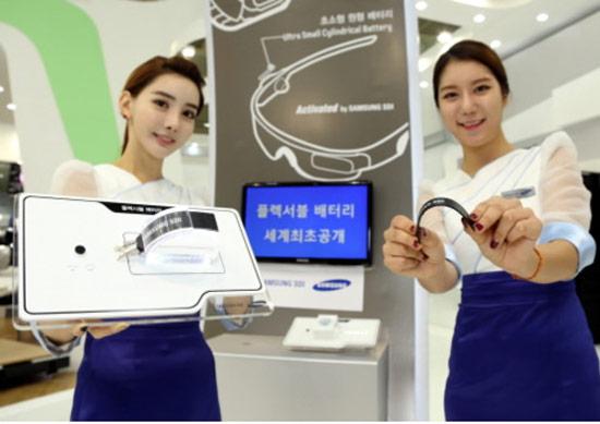 Специалисты Samsung создали цилиндрический аккумулятор длиной 20 мм и диаметром 3,6 мм