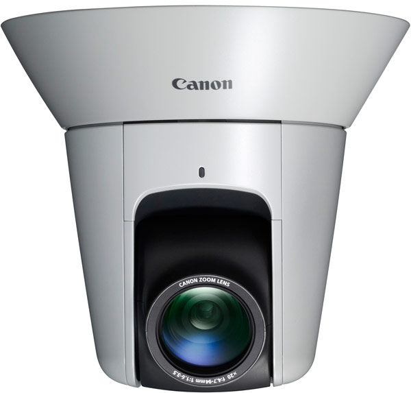 Список новинок включает модели Canon VB-H43, VB-H630VE, VB-H630D, VB-H730F, VB-M42, VB-M620VE, VB-M620D и VB-M720F