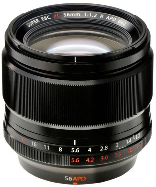 Объектив Fujinon XF56mmF1.2 R APD хорошо подходит для портретной съемки и стоит $1500