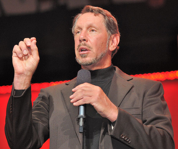 Вместо Ларри Эллисона в Oracle будет два генеральных директора