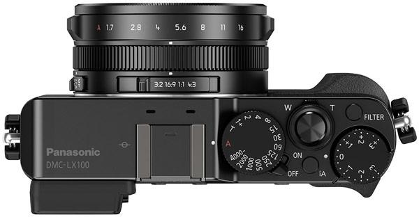 Камера Panasonic Lumix DMC-LX100 поддерживает съемку видео 4К