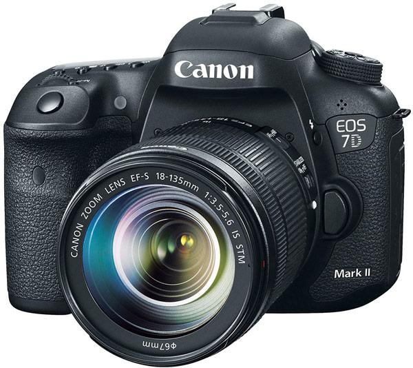 Продажи камеры Canon EOS 7D Mark II должны начаться в ноябре