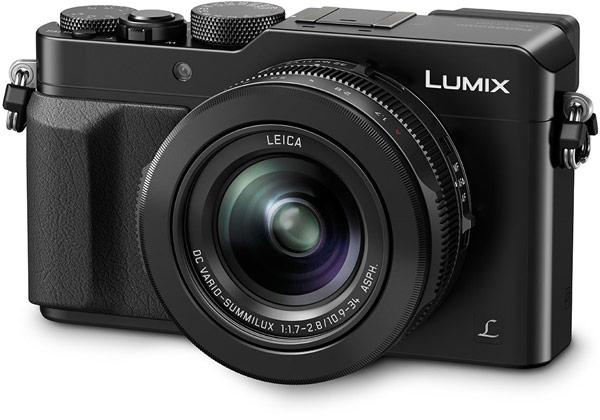 Камера Panasonic Lumix DMC-LX100