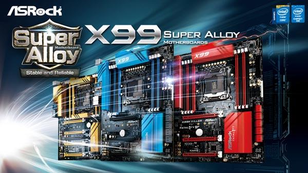 В оснащении всех плат ASRock X99 стоит отметить наличие 10 портов SATA 6 Гбит/с
