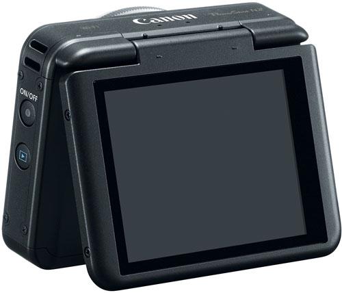 ������� Canon PowerShot N2 �������� ��������� ������ � �������