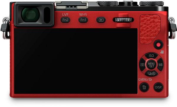 Камера Panasonic Lumix DMC-GM5 системы Micro Four Thirds оснащена встроенным электронным видоискателем и горячим башмаком