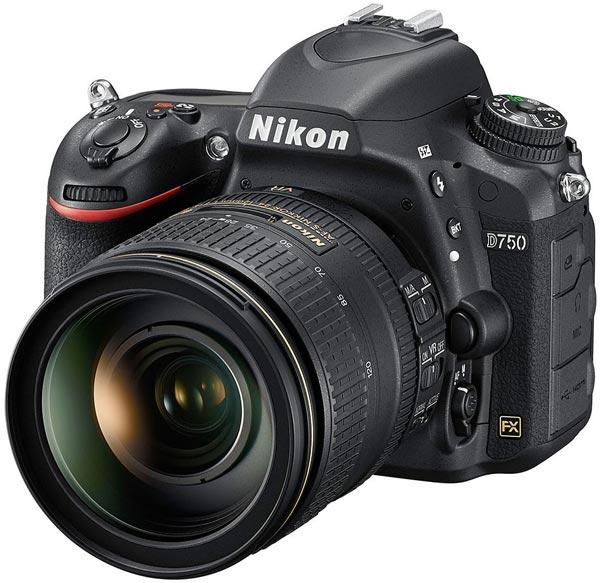 Появились предварительные спецификации камеры, которая сменит Nikon D750