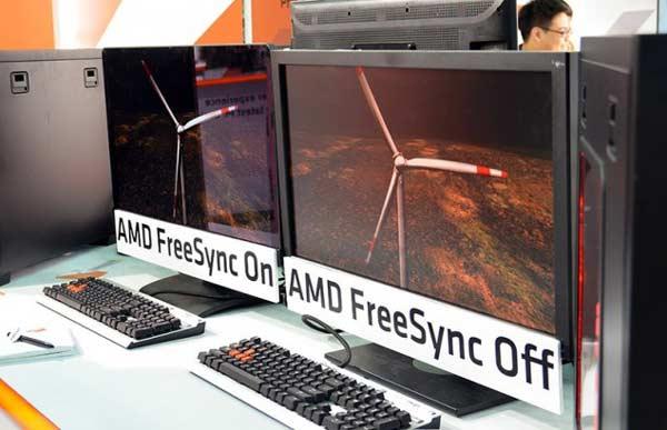 Nvidia будет поддерживать технологию AMD FreeSync