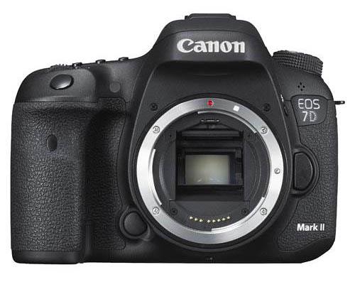 Сведений о цене камеры Canon EOS 7D Mark II пока нет