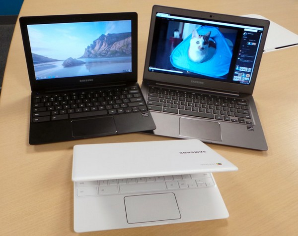 Samsung новый хромбук