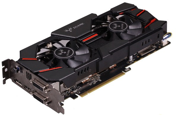 Colorful iGame GeForce GTX 970 Flame Wars