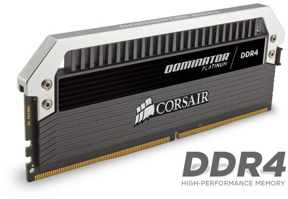 � ������� Corsair Dominator Platinum DDR4 ������������ ���������� ������� ���������� ������