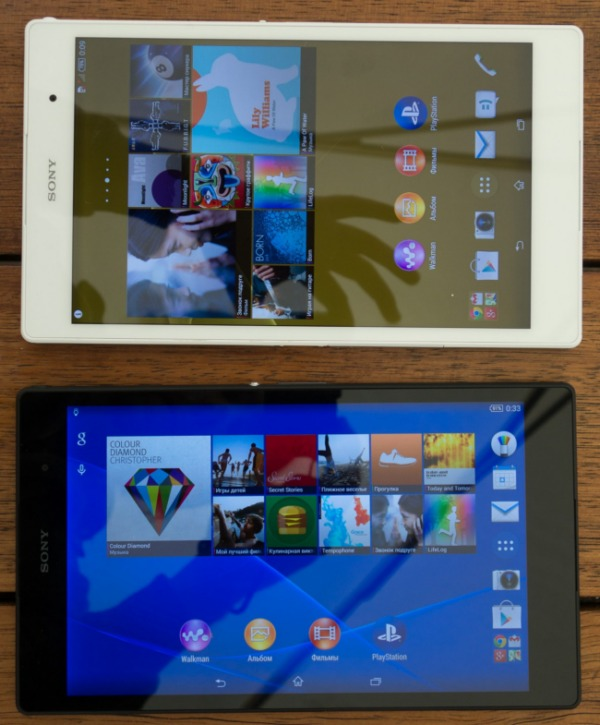 ������� Sony Xperia Z3 Tablet Compact
