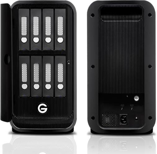 ��������� G-Technology G-Speed Studio XL ����� ������ ������� ��� �����������