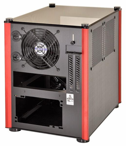 Корпус Lian Li PC-V359 рассчитан на системные платы типоразмера micro-ATX, PC-Q36 — типоразмера mini-ITX