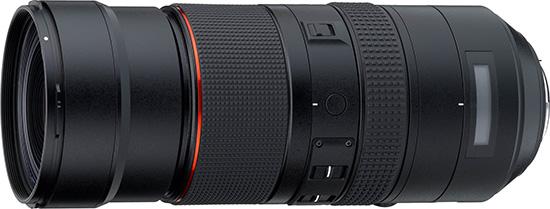 Продажи объектива HD Pentax DA 16-85mm f/3.5-5.6ED DC WR должны начаться зимой этого года