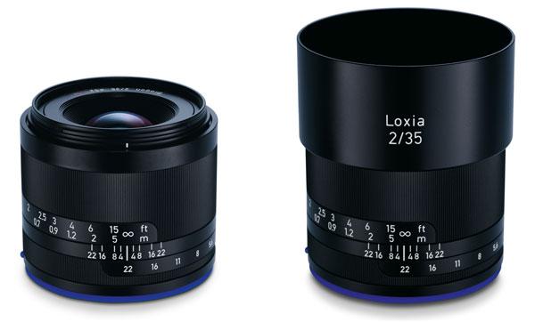 Продажи Loxia 2/50 начнутся в октябре, Loxia 2/35 — в конце четвертого квартала
