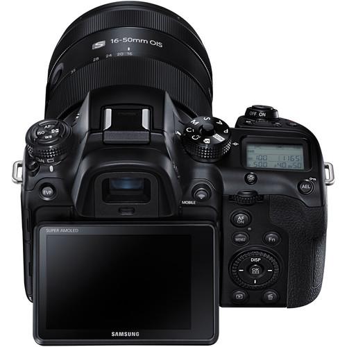 Samsung NX1 позволяет снимать видео 4К
