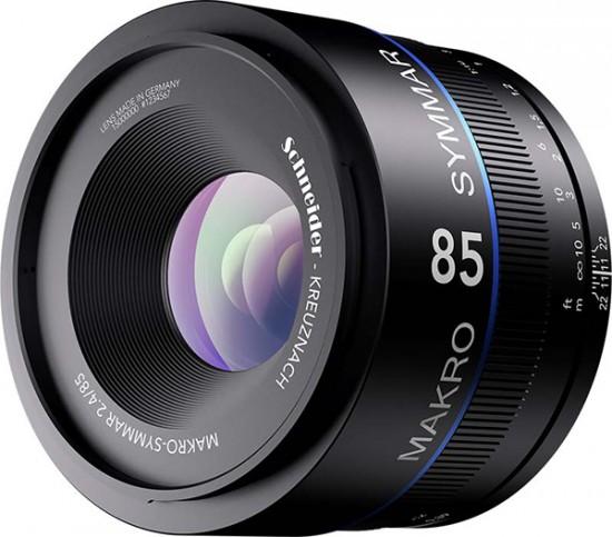 Когда и почем объективы Schneider-Kreuznach Xenon 35mm f/1.6, Xenon 50mm f/1.4 и Makro-Symmar 85 mm f/2.4 появятся в продаже — неизвестно