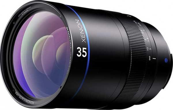 Когда и почем объективы Schneider-Kreuznach Xenon 35mm f/1.6, Xenon 50mm f/1.4 и Makro-Symmar 85 mm f/2.4 появятся в продаже - неизвестно