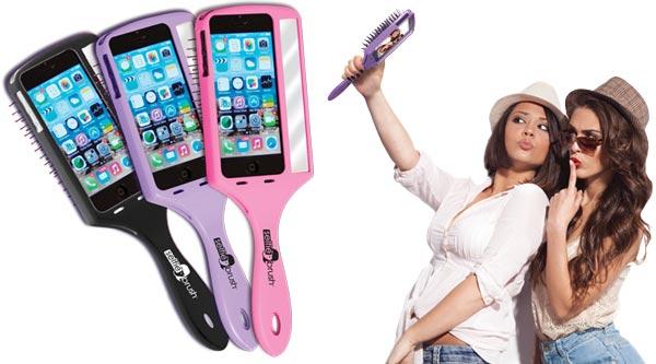 Создатели смартфонов едва ли думали, что для этих устройств будут выпущены такие аксессуары, как Selfie Brush