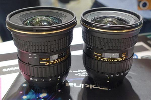 �������� Tokina AT-X 11-20mm f/2.8 PRO DX ���� �� ����� ��������� Tokina AT-X 11-16 f/2.8 PRO DX II