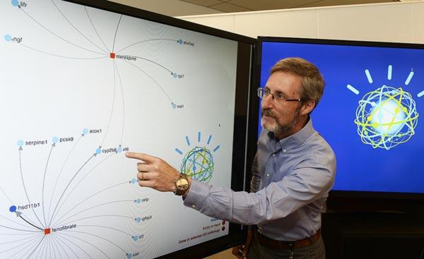Новое решение для когнитивных вычислений помогает ускорить темпы научных и промышленных исследований
