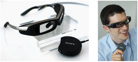 Доступен набор для разработки программ для умных очков Sony SmartEyeglass