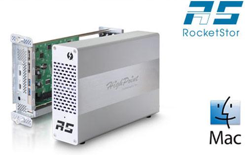 Рекомендованная производителем розничная цена HighPoint RocketStor 6361A примерно равна $350