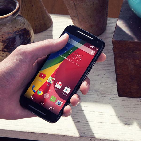 Motorola Moto G второго поколения