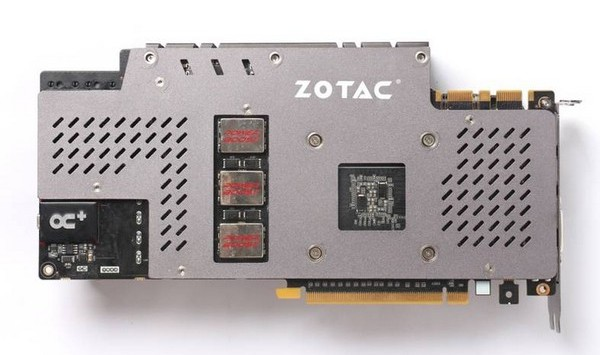 Zotac GeForce GTX 980 GTX 970