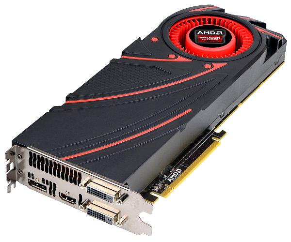 ���� �� 3D-����� AMD Radeon R9 290X ���������, �������� ����� ����� 3D-���� Nvidia