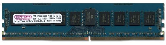 � ������� ������ Century Micro CD8G-D4RE2133L82 ������������ ���������� ������ DRAM ������������ SK Hynix