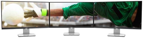 ��������� �������� Dell S2415H �������� ����� VGA � HDMI
