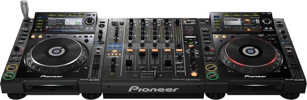 Pioneer продаёт ди-джейское подразделение