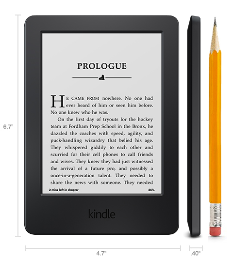 e book and kindle The amazon kindle is a series of e-readers designed and marketed by amazon and the company deleted every e-book on her kindle.
