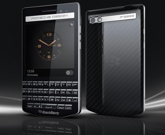 BlackBerry Porsche Design P�9983