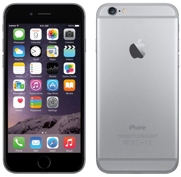 ��������� Apple iPhone 6 ��� �������� ��� ���������������� ������