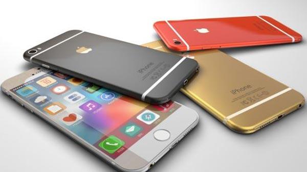 �������� Apple iPhone 6 � �������� �������� 4,7 ����� �������� �� ���������� A8, ���������� �� ������� 1,4 ���
