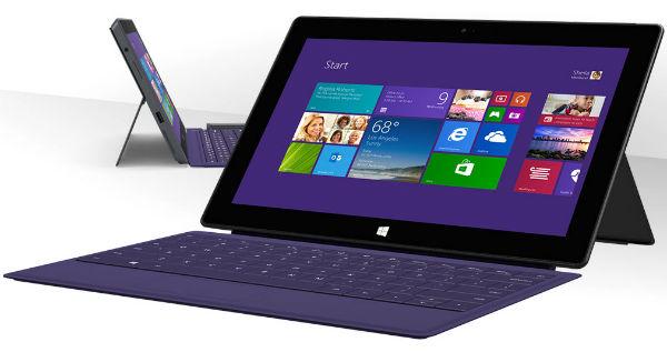 Планшеты Microsoft Surface продаются плохо