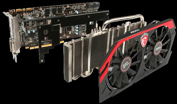 MSI Radeon R9 285 Gaming
