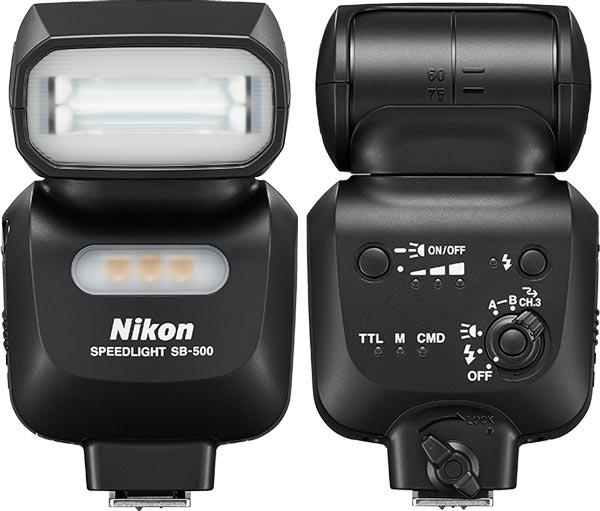 ������� ������� Nikon Speedlight SB-500 ���������� � ���� ������ �� ���� $250