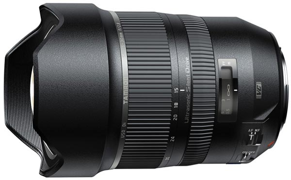 ������ � ���� ��������� Tamron SP 15-30mm F/2.8 Di VC USD (A012) ���� ���
