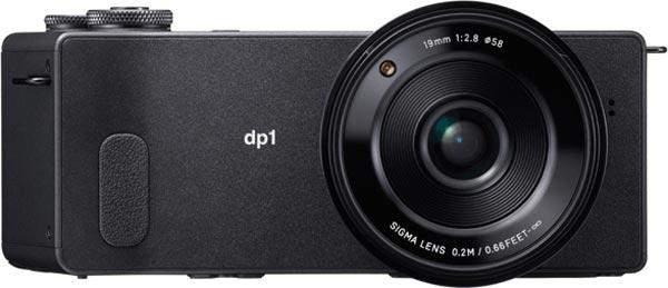 В США камера Sigma dp1 Quattro будет доступна, начиная с середины октября