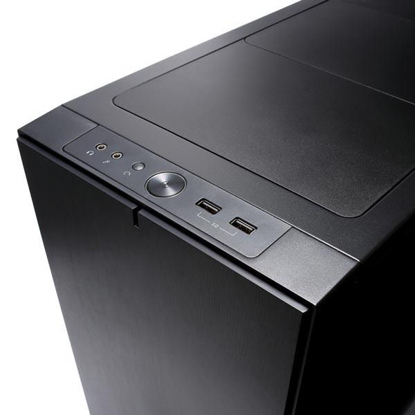 Корпус Fractal Design Define S предложен в базовом варианте и варианте с окном на боковой панели