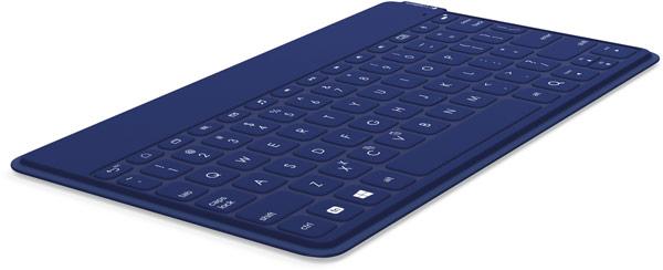 ���������� Logitech Keys-To-Go ������������� ��� ��������� ��������� � �� Android � Windows